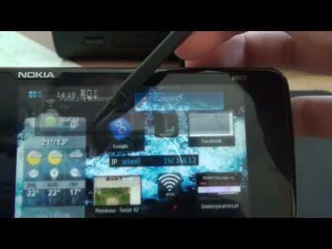 Nokia N900 moja recenzja part 1