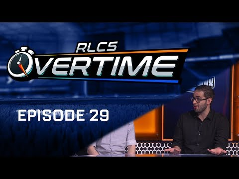 RLCS Overtime Episode #29 10.18.17