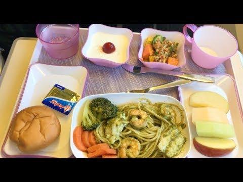 EVA AIRWAYS ECONOMY CLASS | BANGKOK - TAIPEI | BOEING 777-300ER