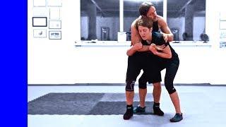 Standing Rear Choke Escape Part 2—Core JKD Silat