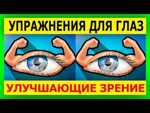Жданов - полный комплекс упражнений для восстановления зрения