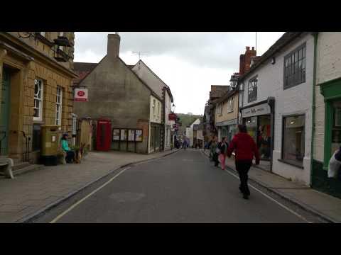 A stroll through Sherborne