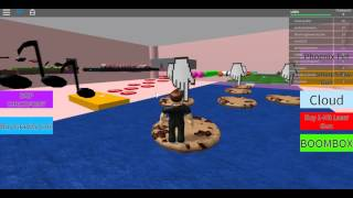 ESCAPING FROM THE IPHONE!!! ROBLOX ESCAPE
