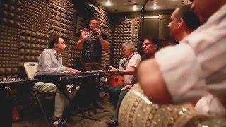 Amr Diab - Ahla W Ahla Studio Rehearsal (Part 1) عمرو دياب - بروڤة البوم أحلى وأحلى