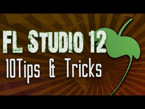 FL STUDIO 12   10 Tips & Tricks!