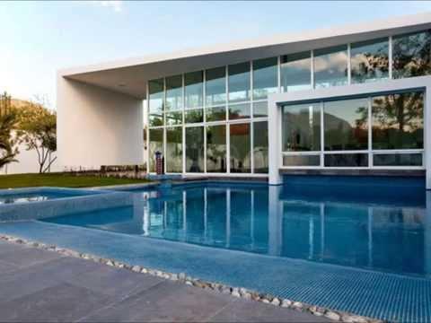 Modern Swimming Pools Youtube