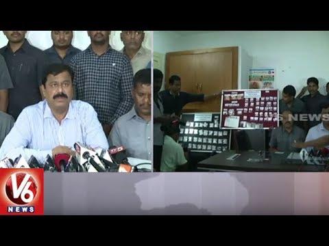 Drugs Racket Busted In Secunderabad    Seized Drug Mule    V6 News