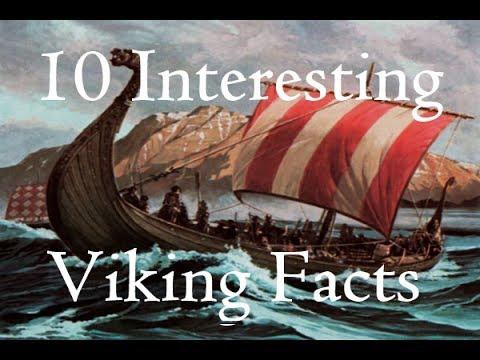 10 Interesting Viking Facts - YouTube
