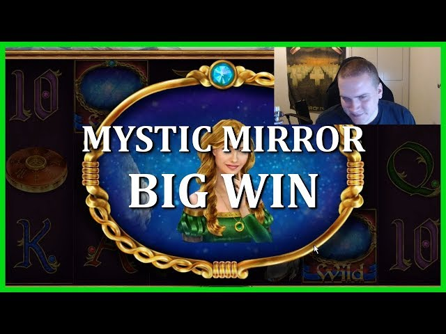 BIG WIN ON MYSTIC MIRROR - RED RAKE