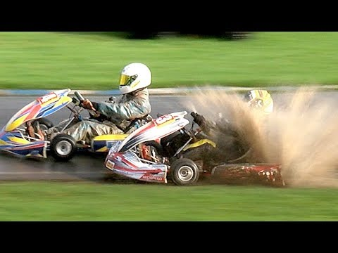 Crashes & Karting Fails From The 2019 IKR Masters