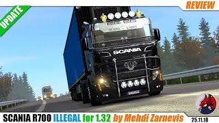 "[""EuroTruckSimulator2"", ""ETS2"", ""ETS2ModReview"", ""ETS2ModsReview"", ""SCANIA R700 ILLEGAL"", ""Review"", ""BEAST""]"
