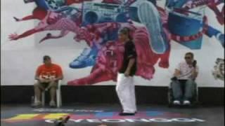 poppin j vs poppin q   uk b boy championship korea 2008