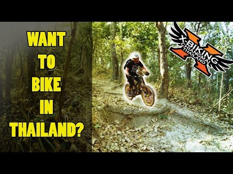 The Best Mountain Bike Guides In Thailand | X-Biking Chiang