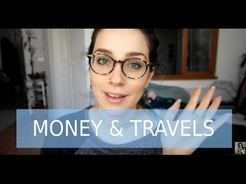 How I afford travelling.