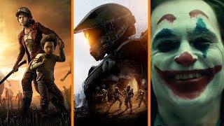 The Walking Dead Cancelled Early + Halo 5 MP Designer Leaves 343 + Joaquin Phoenix's Joker Revealed