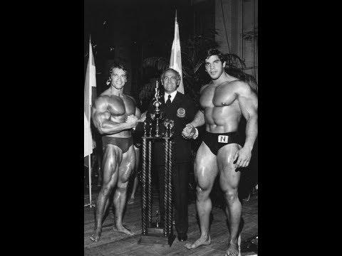 The Plight of Lou Ferrigno (vs Arnold Schwarzenegger)