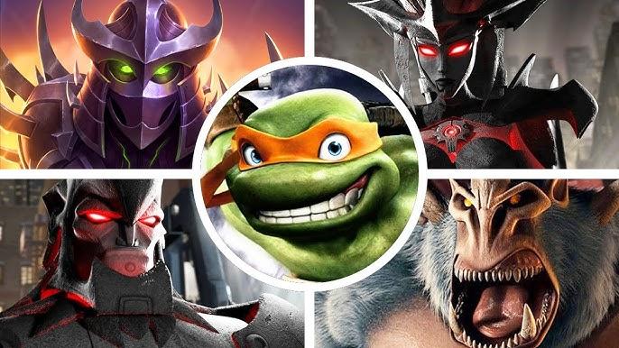Tmnt 2007 All Bosses Youtube