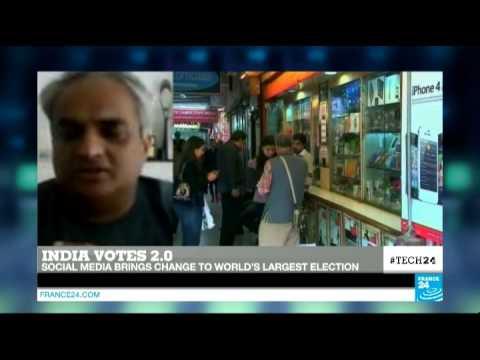 India votes 2.0 - #Tech24