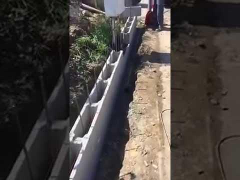Základ pod plot