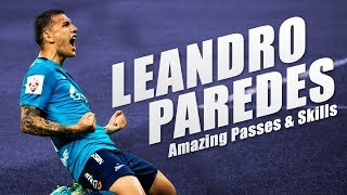 Leandro Paredes | Amazing Passes & Goals - Zenit - 2017/18 HD