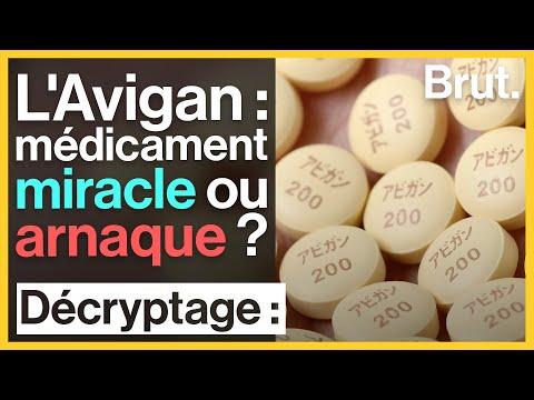L'Avigan: médicament miracle ou arnaque ?