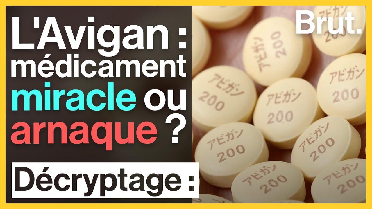 L'Avigan : médicament miracle ou arnaque ?
