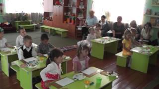 """Ясла-садок """"ТЕРЕМОК"""", молодша група інтегроване заняття."""