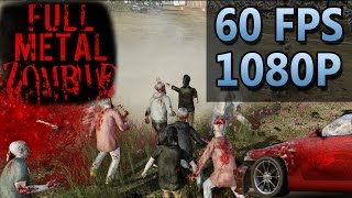 Gas Guzzlers Extreme: Full Metal Zombie | PC Gameplay | 60 FPS | 1080P