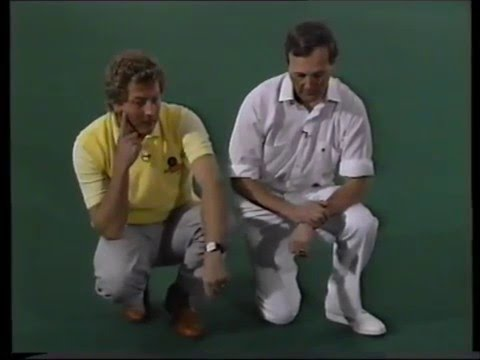 Tony Allcock's Art of Bowls Vol. 2 - Bowling the Jack