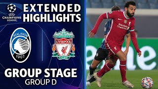 Atalanta vs. Liverpool: Extended Highlights | UCL on CBS Sports
