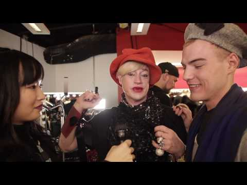 Rich by Richie Interview & Runway Fall 2017