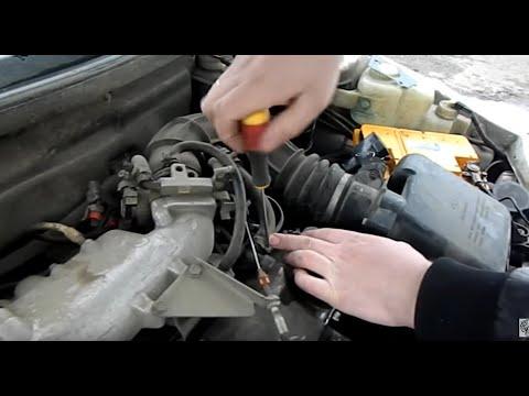Почему двигатель не тянет диагностика Ваз 2110 11 12