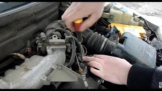 Чому двигун не тягне діагностика Ваз 2110 11 12
