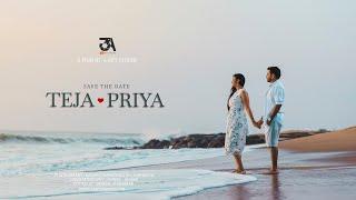 3 Art Studio I Teja ~ Priya Pre Wedding Cinematic film I 2019 I  Araku & Vizag  Beach