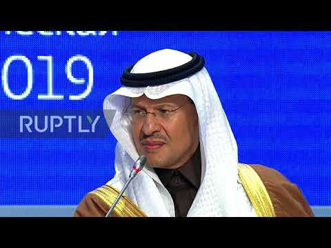 Russia: Saudi energy minister announces oil output back at pre-attack levels