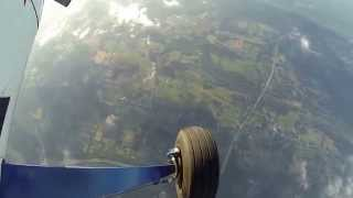Skydiving in PA coaching jump - Eric Scheibeler