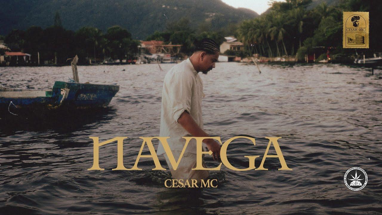 "Cesar Mc ""NAVEGA"" (Visualizer)"