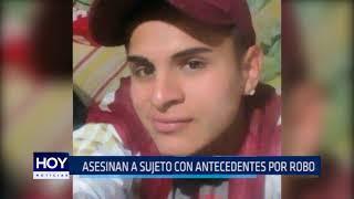 Trujillo: Asesinan a sujeto con antescedentes por robo