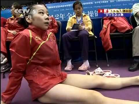 chinese national AA gymnastic 2012 part 4