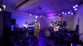 2015.8.7 川口 Shock On Vo. 鈴木ゆき G. 中原健太郎 Key 松崎陽平 B. ...
