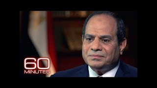 Egypt's President El-Sisi denies holding political prisoners