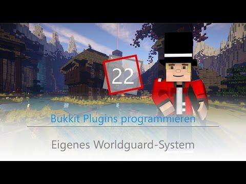 Eigenes WorldGuard-System | Bukkit PlugIns programmieren #22