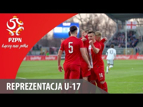 U-17: Skrót meczu Polska - Gruzja