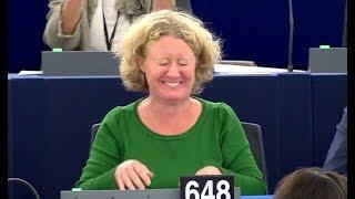 Így örült Sargentini a jelentés elfogadásának - ECHO TV
