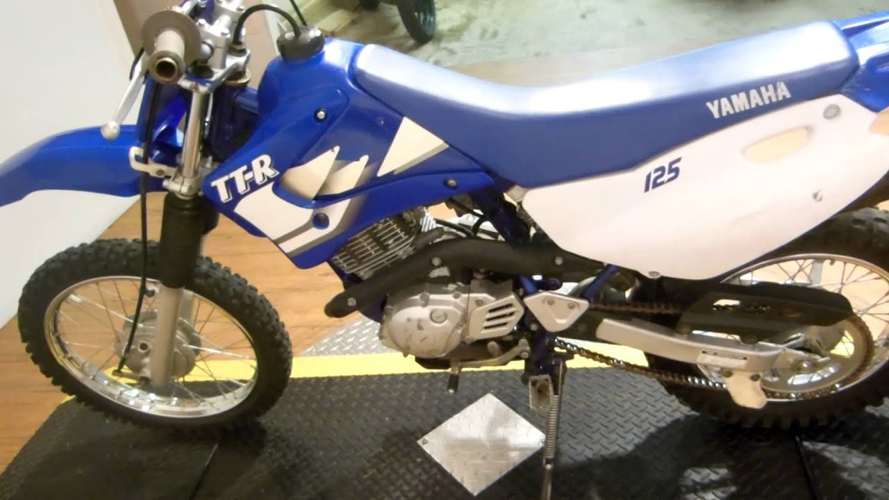 2000 yamaha ttr 125 for sale at monster powersports youtube for Yamaha ttr 150 for sale
