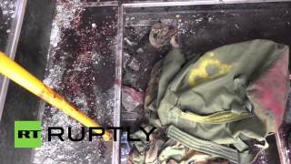 Ukraine: DPR bus strike wipes out 12 Right Sector activists