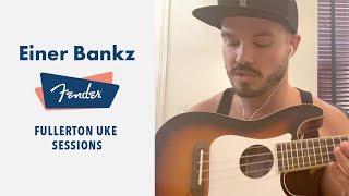 Einer Bankz Improvises on His Fullerton Stratocaster Ukulele   Fullerton Uke Sessions   Fender
