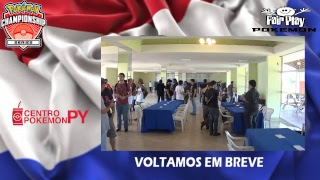 Special Event - Centro Pokemon Paraguai