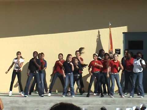 Dynamite Taio Cruz - Palm Springs Elementary.