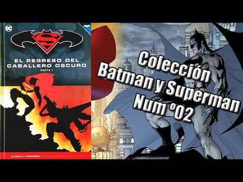 Review Batman y Superman 05 El Regreso del Caballero de la Noche Parte 1
